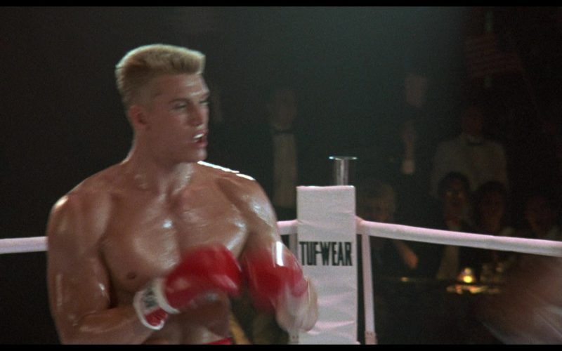Tuf Wear Boxing Gear in Rocky 4 (1)