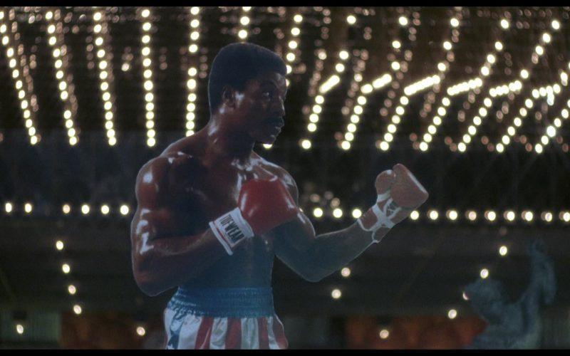 Tuf Wear Boxing Gloves Worn by Carl Weathers (Apollo Creed) in Rocky 4 (1)