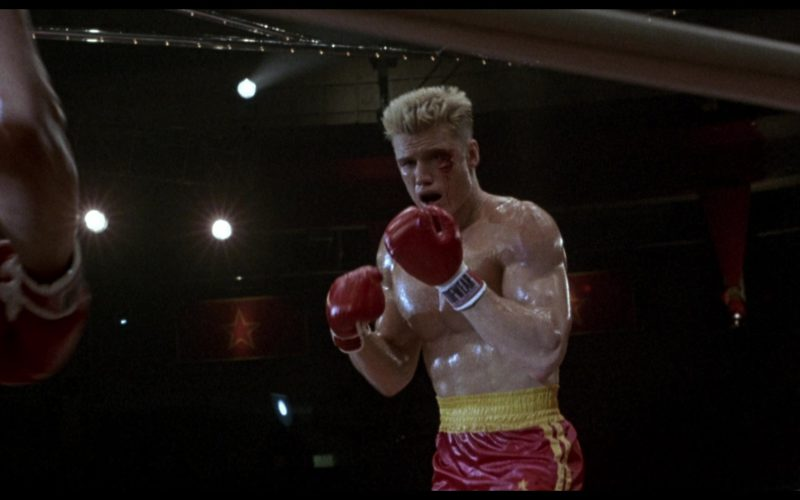Tuf Wear Boxing Gloves Worn by Dolph Lundgren (Captain Ivan Drago) in Rocky 4 (5)