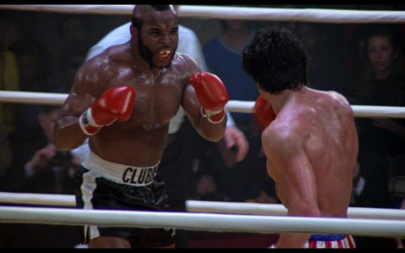 Tuf Wear Boxing Gloves Worn by Mr. T (Clubber Lang) in Rocky 3 (5)