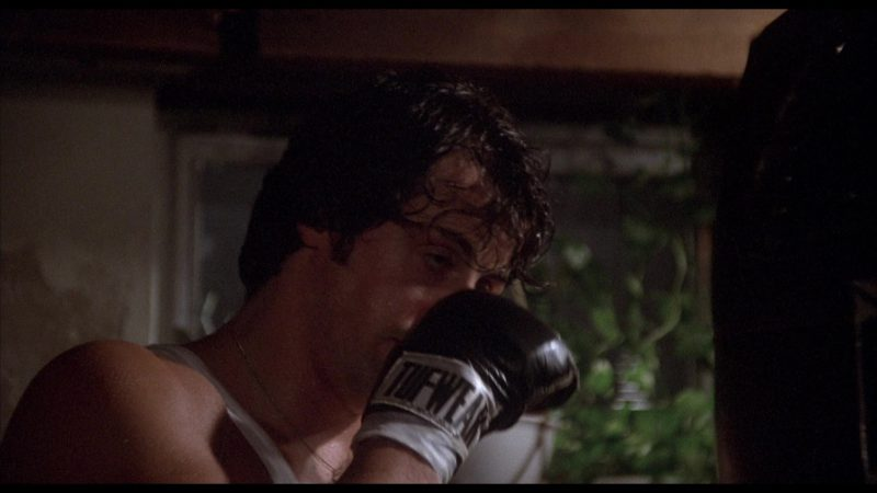 Tuf Wear Boxing Gloves Worn by Sylvester Stallone (Rocky Balboa) in Rocky 2 (1979) - Movie Product Placement