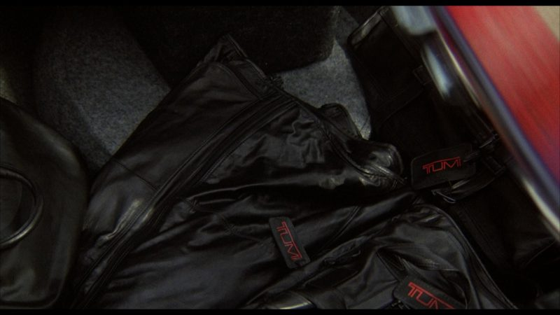 Tumi in Rocky 4 (1985) Movie Product Placement