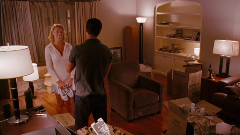 U-Haul Boxes in The Ugly Truth (2009) Movie