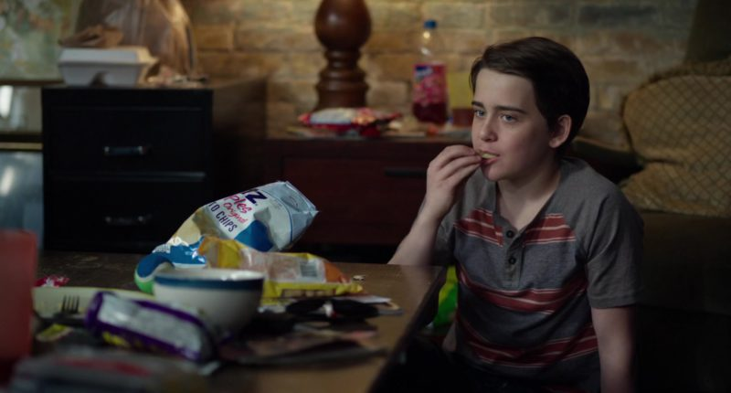 UTZ Chips in All These Small Moments (2018) Movie Product Placement