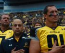 Under Armour Yellow Jerseys For American Football Players in The Dark Knight Rises (1)