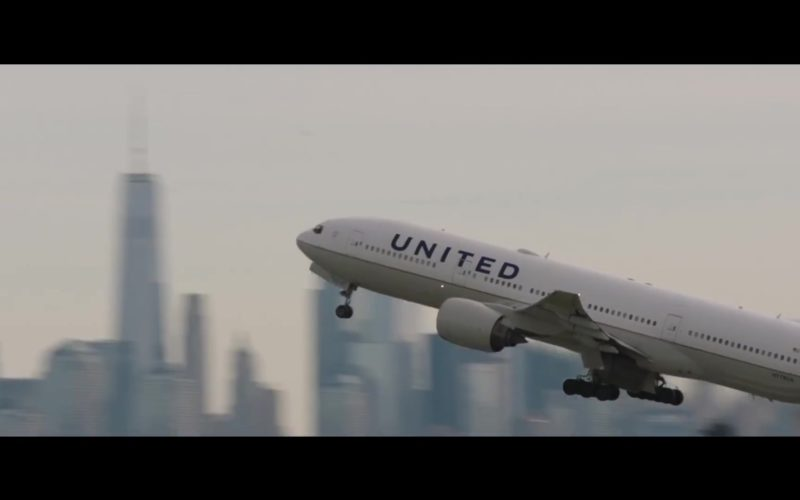 United Airlines Aircraft in Spider-Man Far From Home (1)