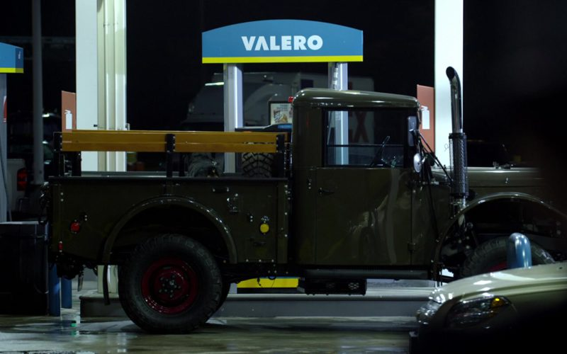 Valero in Need for Speed