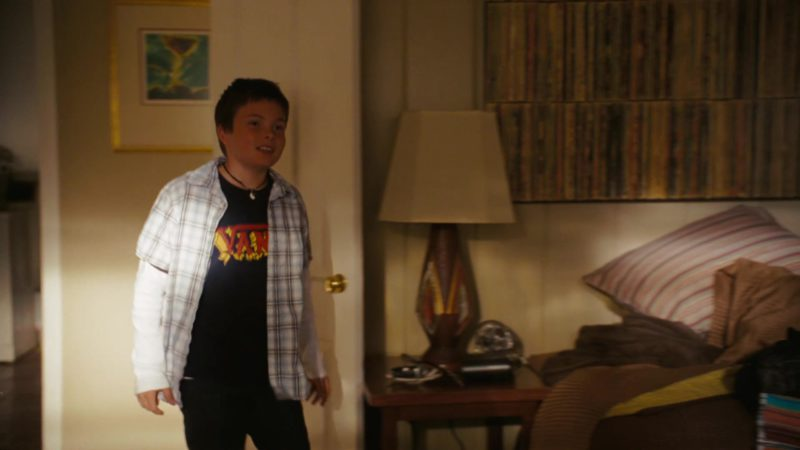 Vans T-Shirt Worn by Noah Matthews in The Ugly Truth (2009) - Movie Product Placement