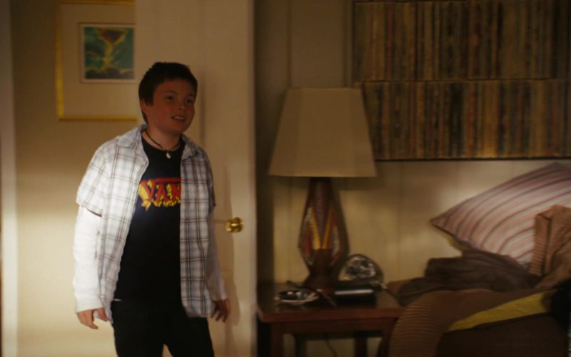 Vans T-Shirt Worn by Noah Matthews in The Ugly Truth (1)