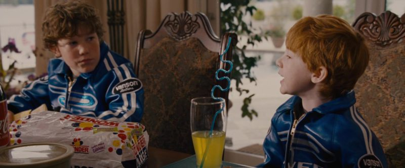 Vanson Leather Jackets and Wonder Bread in Talladega Nights: The Ballad of Ricky Bobby (2006) - Movie Product Placement