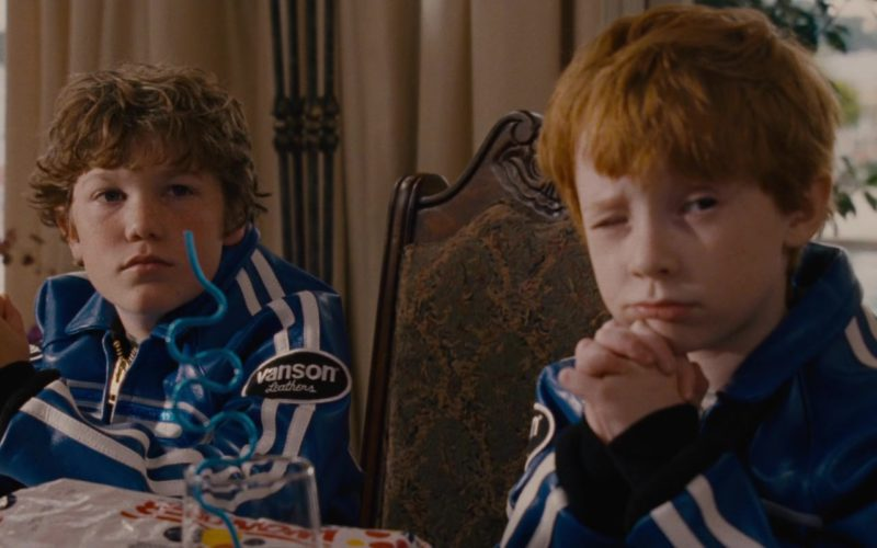 Vanson Leathers Jackets in Talladega Nights The Ballad of Ricky Bobby (3)