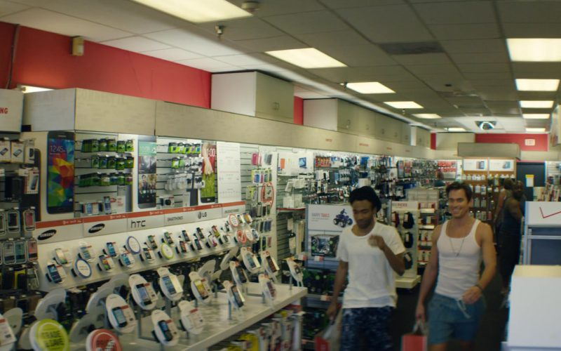 Verizon Store in Magic Mike XXL