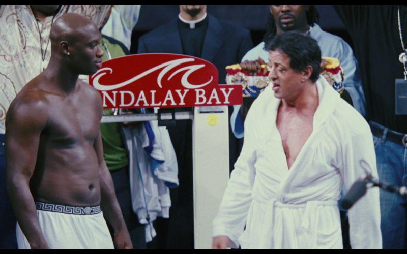 Versace Men's Underwear Worn by Antonio Tarver and Mandalay Bay in Rocky Balboa (1)