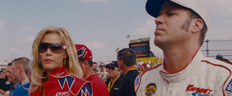 Versace Sunglasses Worn by Leslie Bibb in Talladega Nights: The Ballad of Ricky Bobby (2006) - Movie Product Placement