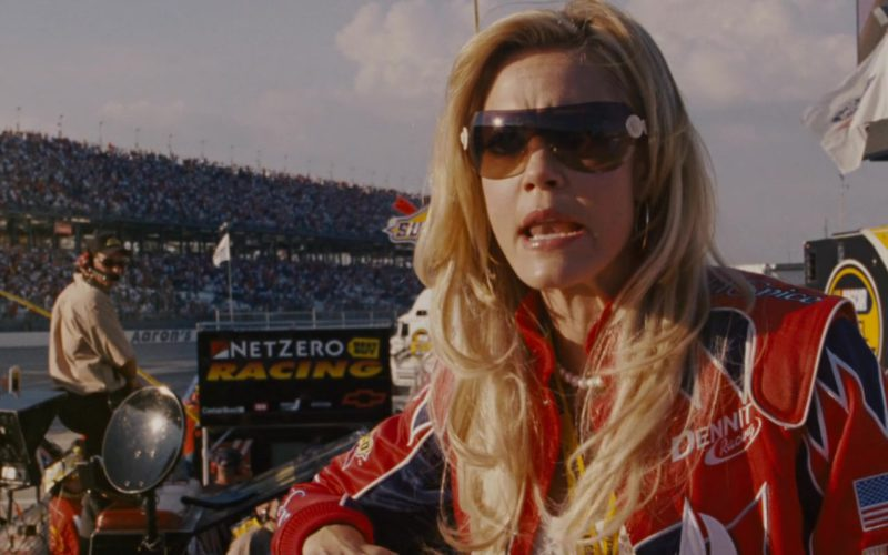 Versace Sunglasses Worn by Leslie Bibb in Talladega Nights (3)
