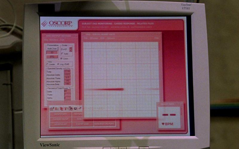 ViewSonic Monitor in Spider-Man