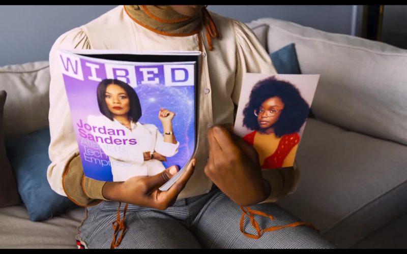 WIRED Magazine in Little