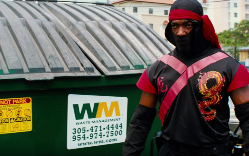 Waste Management in Pain & Gain (1)