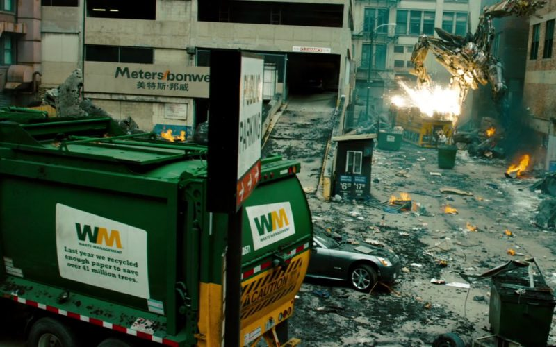 Waste Management in Transformers Dark of the Moon (1)