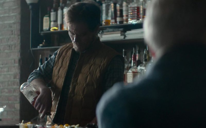 Wild Turkey Bourbon Whiskey Served by Michael Shannon in What They Had