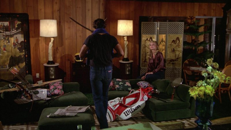 Wilson Bag For Golf in Caddyshack (1980) Movie Product Placement