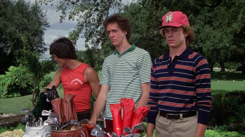 Wilson Golf Club Set in Caddyshack (1980) - Movie Product Placement
