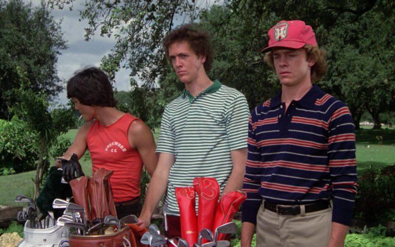 Wilson Golf Club Set in Caddyshack (1)