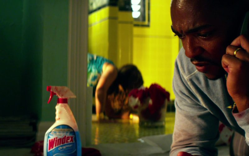 Windex Original Glass Cleaner Used by Anthony Mackie in Pain & Gain (5)
