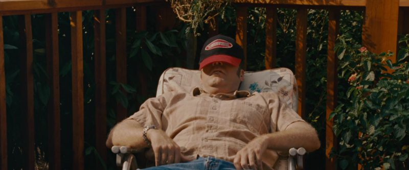 Winnebago Industries Cap Worn by Will Ferrell in Talladega Nights: The Ballad of Ricky Bobby (2006) - Movie Product Placement