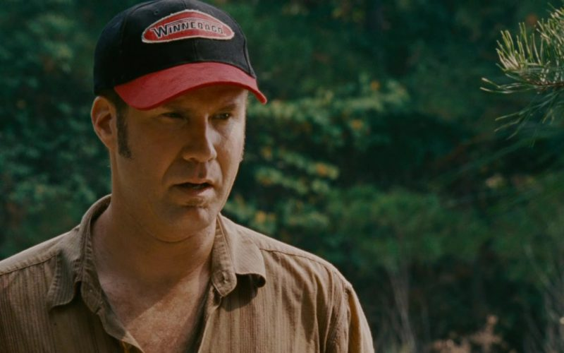 Winnebago Industries Cap Worn by Will Ferrell in Talladega Nights (3)