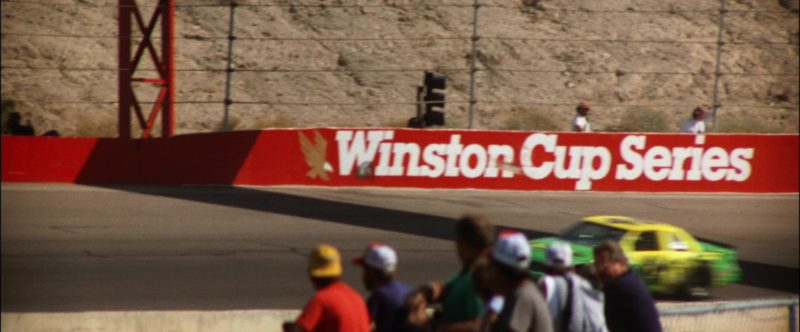Winston in Days of Thunder (1990) Movie Product Placement