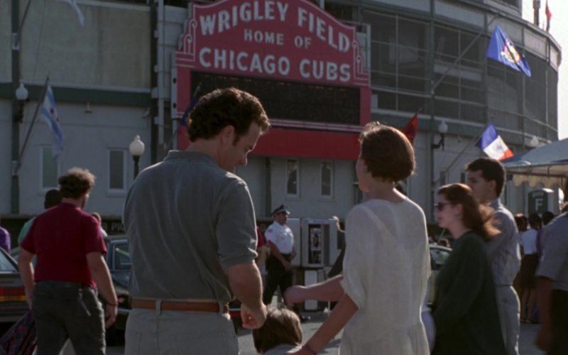 Wrigley Field Home Of The Chicago Cubs in Sleepless in Seattle (1)