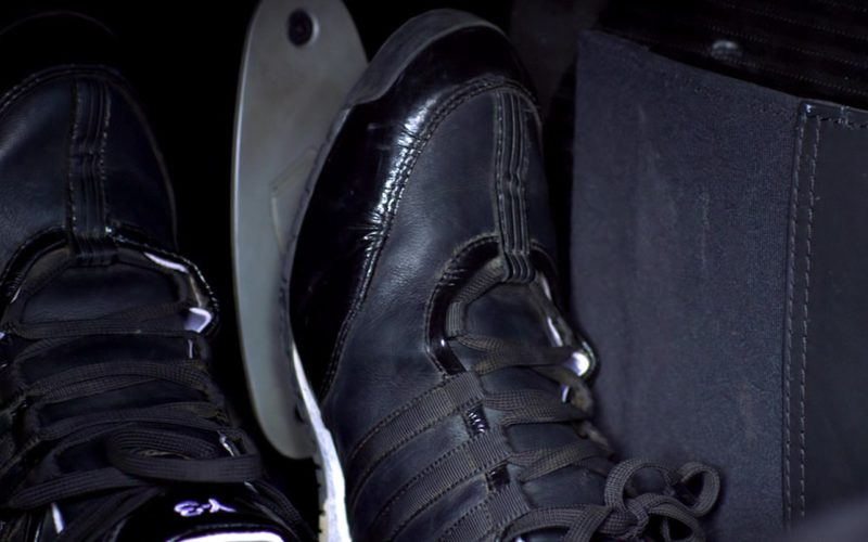 Y-3 Sneakers Worn by Dominic Cooper in Need for Speed