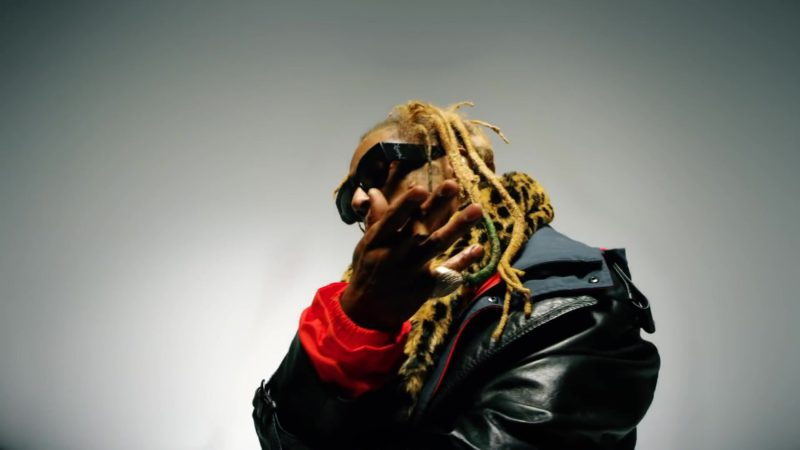 YSL Sunglasses Worn by Lil Wayne in Don't Cry ft. XXXTentacion (2019) - Official Music Video Product Placement