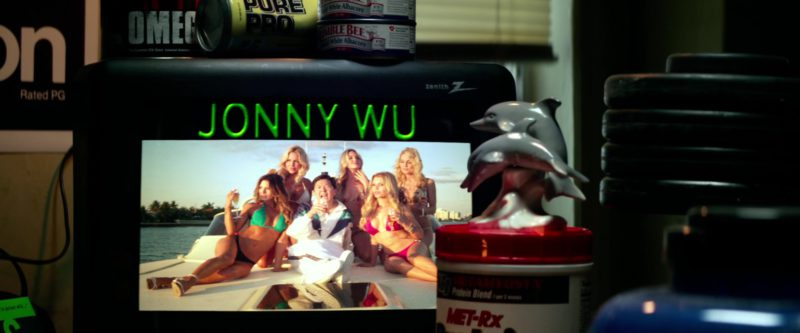 Zenith TV in Pain & Gain (2013) Movie Product Placement