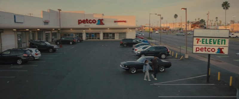 7-Eleven and Petco in Creed 2 (2018) - Movie Product Placement