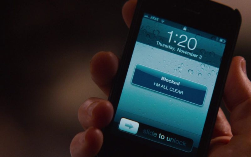 AT&T in Mission Impossible