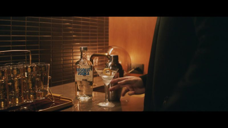Absolut Vodka Bottles in 365 by Zedd ft. Katy Perry (2019) Official Music Video Product Placement