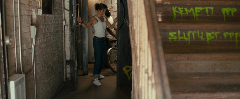 Adidas Shoes Worn by Alysia Reiner in Egg (2018) Movie Product Placement