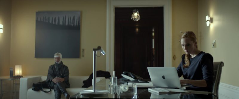 Apple 15-Inch MacBook Pro Laptop in Look Away (2018) Movie Product Placement
