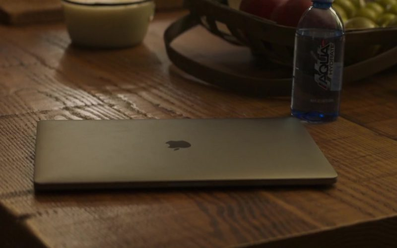 Apple MacBook Laptop and AQUAhydrate Water Bottle in Instant Family (1)