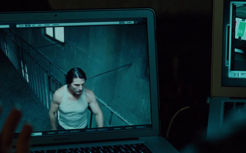 Apple MacBook Pro Notebook Used by Simon Pegg in Mission Impossible (1)