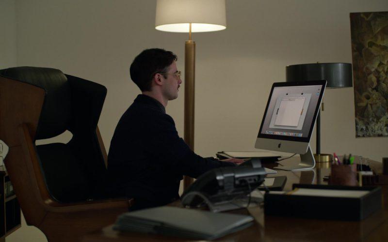 Apple iMac Computer Used by Tom Sturridge in Velvet Buzzsaw (1)