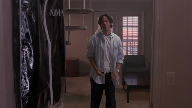 Armani in Last Dance (1996) Movie Product Placement