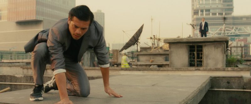 Asics Sneakers Worn by Williams Belle in Johnny English Reborn (2011) - Movie Product Placement