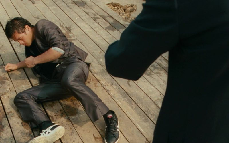 Asics Sneakers Worn by Williams Belle in Johnny English Reborn (5)