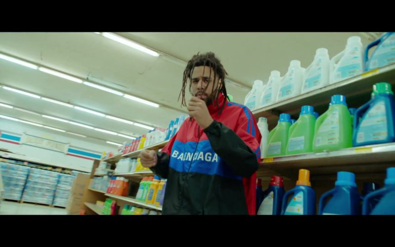 Balenciaga Jacket Worn by J. Cole in Middle Child (6)