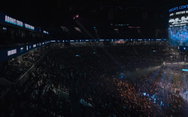 Barclays Center and HBO Boxing in Creed 2 (1)