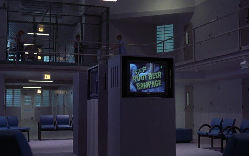 Barq's Root Beer Advertising & Sony TV in Last Dance (1)