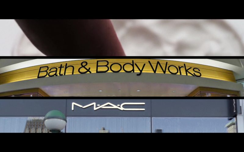 Bath & Body Works and MAC Cosmetics in Second Act